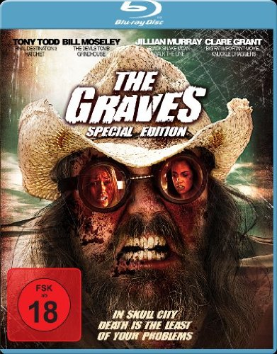 The Graves [Blu-ray] [Special Edition]