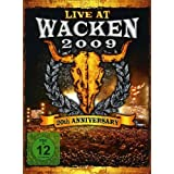 "Wacken 2009 - Live At Wacken Open Air [3 DVDs]von ""Saxon"""