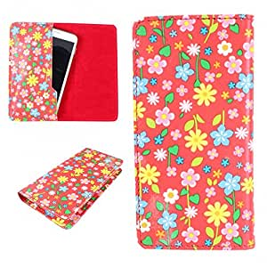 DooDa PU Leather Case Cover For Spice Stellar 362