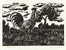 Chanticleer, by Eric Ravilious (V&A Custom Print)