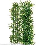Balkon-Sichtschutzhecke Bambus