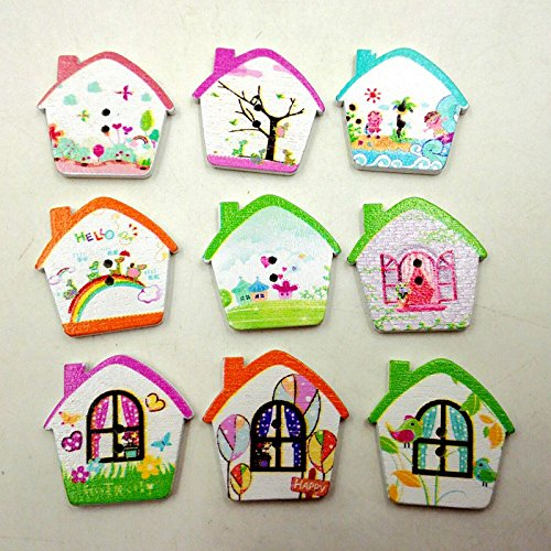 qhgstore-100pcs-mezclaron-los-botones-de-costura-de-madera-de-2-agujeros-artesania-camara-de-pintura