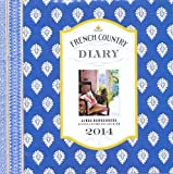 French Country Diary 2014: Weekly Engagement Calendar
