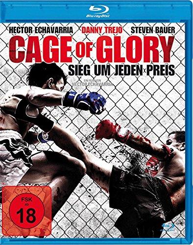 Cage of Glory - Sieg um jeden Preis [Blu-ray]