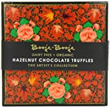 Booja Booja Organic Artist's Collection Hazelnut Chocolate Truffles 185 G
