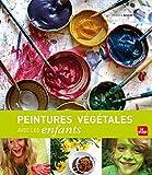 Peintures végétales avec les enfants...