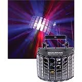Solena Mini Derby DMX LED Effect Light - New