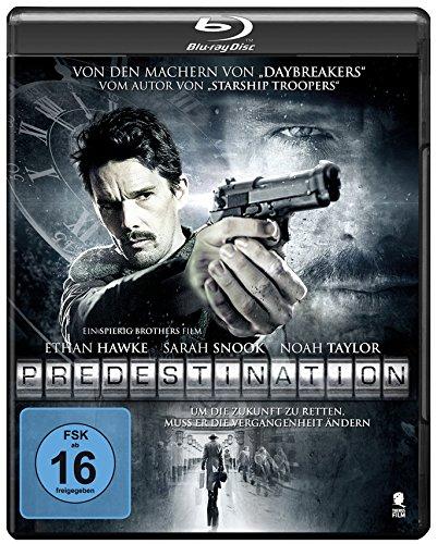 Predestination [Alemania] [Blu-ray]