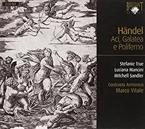 Handel: Aci, Galatea e Polifemo HWV 72