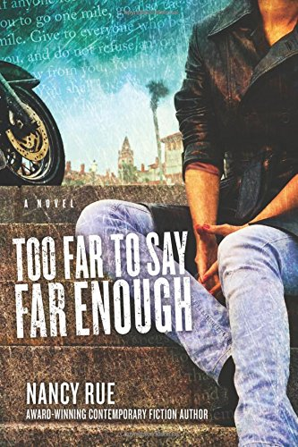 Image of Too Far to Say Far Enough: A Novel (The Reluctant Prophet Series)