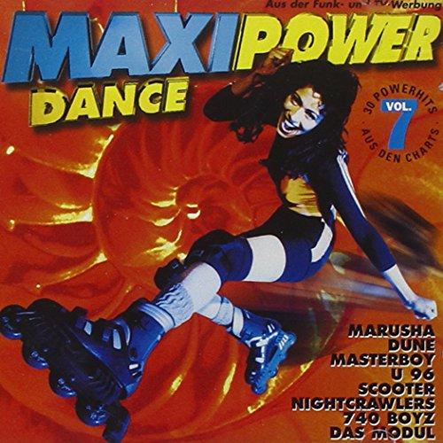 VA-Maxi Power Vol 7-2CD-FLAC-1995-OAG Download