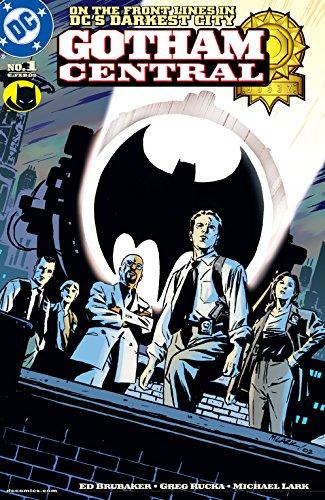 $0.99 Kindle Comics: Gotham Central Sale