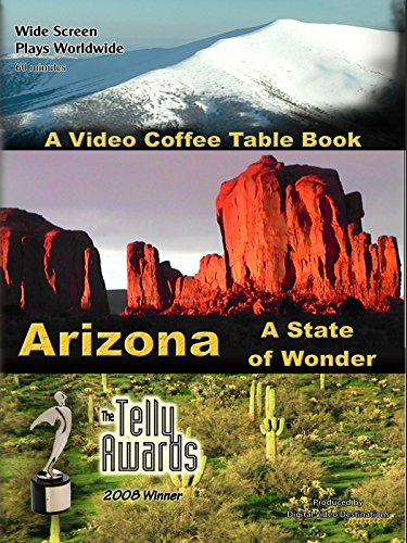 A Video Coffee Table Book - Arizona A State of Wonder