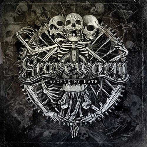 Ascending Hate (digipack edition) by Graveworm (2015-08-03)