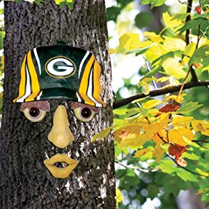 Team Sports Green Bay Packers Forest Face by Team Sports America