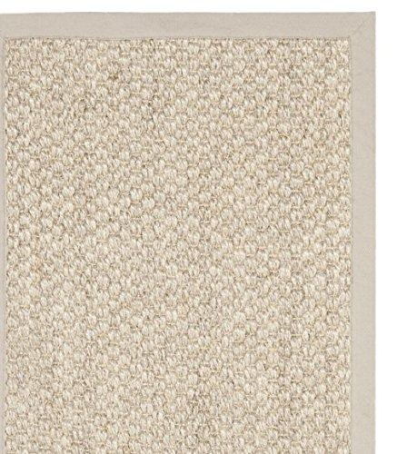 Safavieh Natural Fiber Collection NF525C Marble Sisal Runner (2 x 8)
