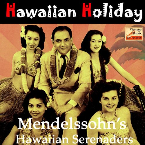 "Vintage World Nº 45 - EPs Collectors ""Hawaiian Holiday Serenade"" (Steel Guitar)"