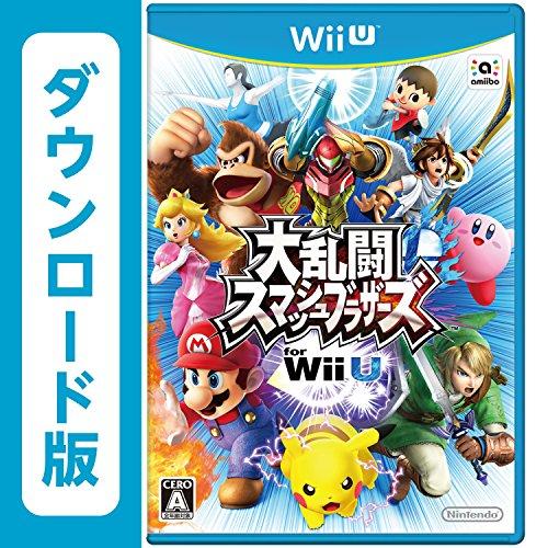 大乱闘スマッシュブラザーズ for Wii U [オンラインコード