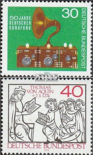 BRD (BR.Deutschland) 786,795 (kompl.Ausgaben) postfrisch 1973 Sondermarken (Briefmarken für Sammler)