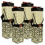 EndlessArtUS Wine Gift Box Set Florence, Set of 4