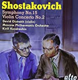 Violin Concerto 2 / Symphony 15