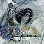 RUBENSTEIN. Piano Quartets. Howard/Ma...