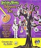 Shrinky Dinks Halloween Fun