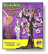Shrinky Dinks Halloween Fun
