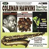 Three Classic Albums Plus (Bean Bags / The Genius of Coleman Hawkins / Night Hawk)