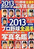 週刊ベースボール増刊 2013プロ野球全選手カラー写真名鑑 2013年 2/20号 [雑誌]
