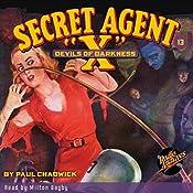 Secret Agent X #13: Devils of Darkness | Emile C. Tepperman