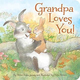 Book Cover: Grandpa Loves You