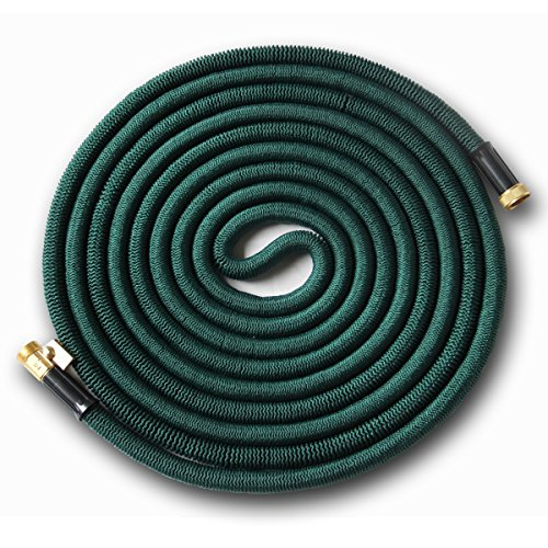 Video Review Expandable 50 39 Expanding Hose Strongest Expandable Garden Hose On The Planet