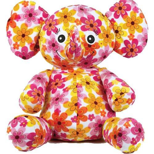 Toys R Us Plush 22 Inch Elephant - Magnolia - 1