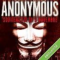 Anonymous : Souviens-toi du 5 novembre | Livre audio Auteur(s) :  Anonyme Narrateur(s) : Yves Aubert