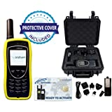 SatPhoneStore Iridium 9575 Extreme Satellite Phone Deluxe Package with Pelican Case, Protective Case & Blank Prepaid SIM Card Ready for Easy Online Activation (Color: 0 Minutes (Blank Prepaid Sim), Tamaño: 0 Minutes (Blank Prepaid Sim))
