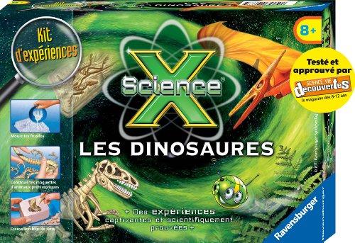 Ravensburger-18161-Jeu-ducatif-et-Scientifique-Mini-Science-X-Les-Dinosaures