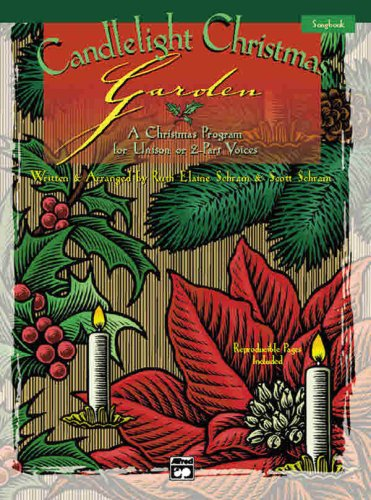 Candlelight Christmas Garden: Songbook