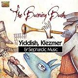echange, troc Compilation, The Burning Bush Yiddish - The Burning Bush Yiddish, Klezmer & Sephardic Music