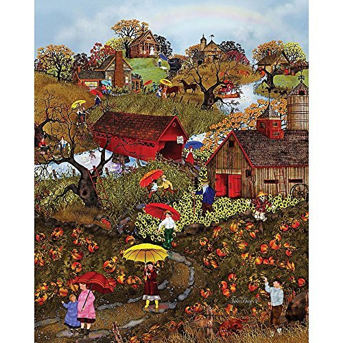 Bits and Pieces - The Long Walk Home - 500 Piece Jigsaw Puzzle