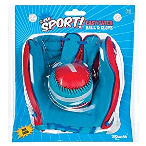 Toysmith Easy Catch Ball and Glove by Toysmith