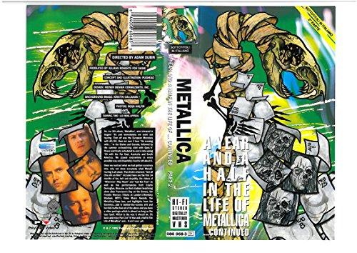 Un An Et Demi De La Vie De Metallica [Edizione: Regno Unito]
