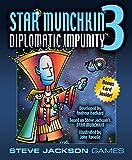 Star Munchkin 3 Diplomatic Impunity Card Game