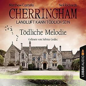 Tödliche Melodie (Cherringham - Landluft kann tödlich sein 22) Hörbuch