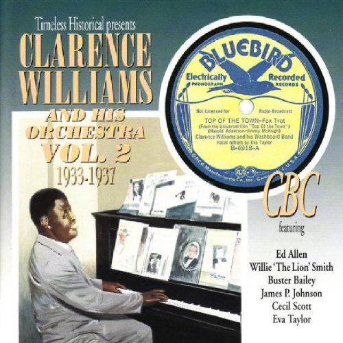 1933-1937, Vol. 2 by Clarence Williams