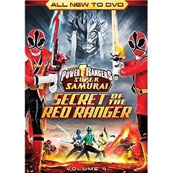 Power Rangers Super Samurai: Secret of the Red 4