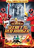 Power Rangers Super Samurai: Secret of the Red 4