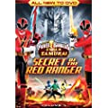Power Rangers Super Samurai: Secret of the Red 4 [DVD] [Region 1] [US Import] [NTSC]