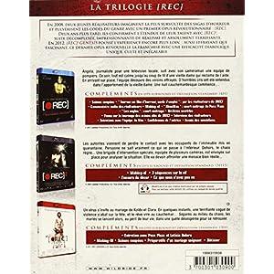 [REC] - La trilogie [Blu-ray]
