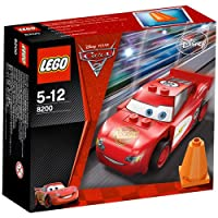 LEGO Radiator Springs Lightning McQueen 8200 by LEGO